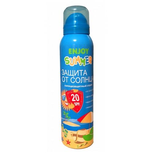 Аэрозоль, 150 мл, Защита от солнца SPF 20